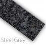 Vinduesplade Steel Grey Granit 20mm