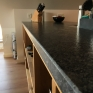 "Vinduesplade Steel Grey ""satineret"" Granit 20mm"